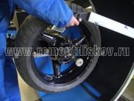 Балансировка МОТО колес