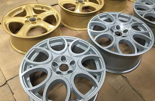 Какие диски для авто выбирать и как их красить когда они утратят свой вид