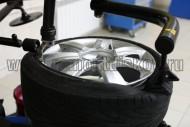 демонтаж шин