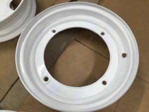 Покраска штампованных дисков
