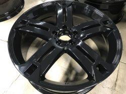 Перекраска колесных дисков